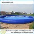 Pvc 0.9 mm engrossado piscina inflável para venda