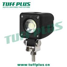 hot seller mini 3 inch Rectangle 10w Cree flood&spot beam led work light (F0301)