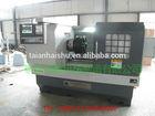 CK6166A auto Wheel Repair CNC Machine/ car wheel cnc lathe machine