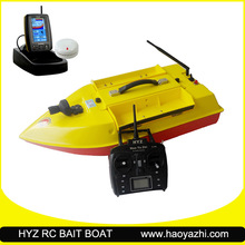 HYZ-70G carp fishing bait boat with GPS