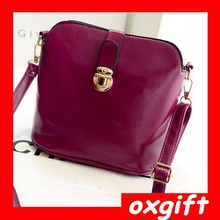 OXGIFT European and American retro fashion wild tide female bag Messenger Bag