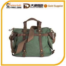 mens messenger canvas bag travel