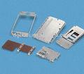 galvanizado de hardware de precisión de estampado de piezas de repuesto