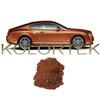 Kolortek automotive metallic paint colors, metallic paint pigment colors