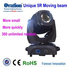 200W LED Square beam moving head light down lighting
