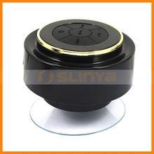 Multifunctional Car Handsfree Bluetooth Speaker Waterproof and Stereo Music Player for Phones