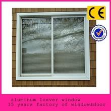 best price pvc sliding windows,super quality, CE standard pvc mosquito net windows