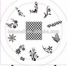 professional beauty shop equipment digital nail art stamping