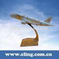 โลโก้ที่กำหนดเองวัสดุเรซินเครื่องร่อนเครื่องบินรุ่น