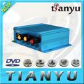 Single din destacado 7 painel tft carro dvd/mp4/divx/tv/sou/fm/rds/bluetooth car mp3player yt-c701