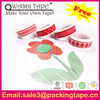 two side tapes double sided water soluble tape,assorted japanese paper tape made in China SGS