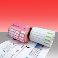 thermal movie tickets printing paper