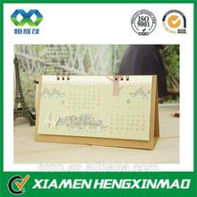 2015 fashoinable executive desk calendar/calendar /2015 table calendars