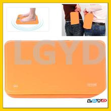 Ultra Portable Electronic Human Scale (Orange)