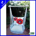 Fashion Soft Canvas Garden Swing Chair Cushions