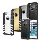 "For Apple iPhone 6 Case 4.7"" Heavy Duty Thin Armor Box Hybrid Rugged Hard Cover"