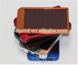 Hot Sell 1500mAH/2600mAH Solar Charger
