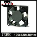 Ac ventilador de refrigeração 110v 230v ventilador axial 120*120*38mm painéis elétricos ventilador
