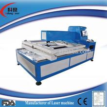 hot sale 25mm plywood/wood/board/mould/plexiglass slide die board laser cutting machine price