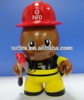custom plastic toy/custom Jesus toy/custom plastic mascot figurines
