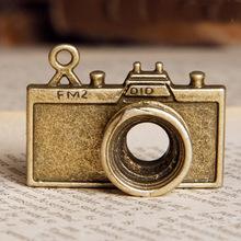 2015 New Design Of Fashion Accessories Antique Camera Pendant & Charms