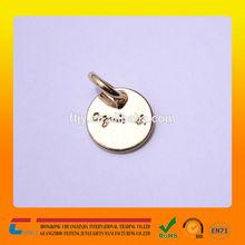 China Custom logo tag zinc alloy jewelry zinc alloy charms zinc alloy pendant