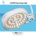 diodo emisor de luz ot de funcionamiento de la lámpara led 500