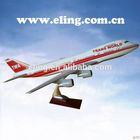 CUSTOMIZED LOGO RESIN MATERIAL kit aircraft sale