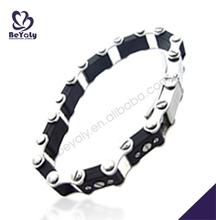 Christmas gift 316L stainless steel anti-static bracelet