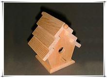 Custom Wood Crafts Bird House for Keeping Birds