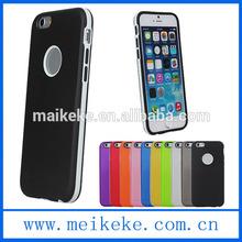2014 New Design Custom For iPhone6 2 in 1 TPU bumper,for iphone 6 5.5 inch