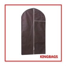 Quality Resuable Eco Bags Customized Dry Cleaning Non Woven Garment Bags