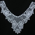 Polyester Embroidery Crochet Lace Collar