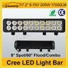 "Led light cree 17.2"" 17000LM 200W led bar car accessory"