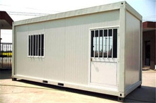 white/green/blue/ economic prefabricated houses