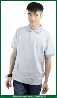 2014 hot sell , 100% ployester cool dry sport mens polo shirt