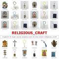 Figuras religiosas cruz: uma parada de abastecimento da china: mercado de yiwu para religiouscrafts
