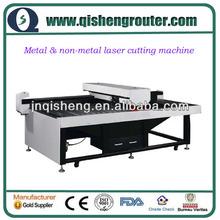 Usado máquina de corte a laser corte de aço / novo laser de corte de metal preço da máquina
