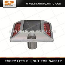 SRS-AL004 led solar flashing pavement marker
