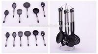 eco-friendly stainless steel kitchen utensil set for household