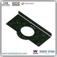vanity tops,stone bathroom tops,quartz bench tops/ Granite bath vanity top with undermount sink