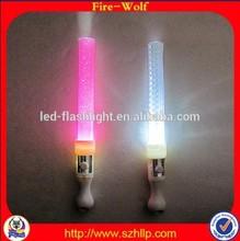 2014 World cup custom fishing glow stick / led foam glow stick / glow in the darks stick China manufacturer&supplier