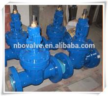 fast delivery din rising stem gate valve