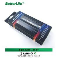 latest technology renewable ego twist ce5+ portable dry herb vaporizer
