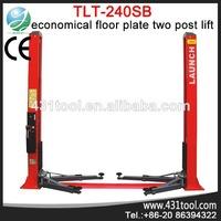 High effciency Launch TLT240SB used 2 post one side car lift