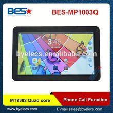 super slim OEM MTK8382 10inch 3g tablet