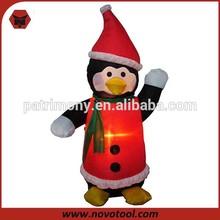Hot Sale Inflatable Christmas/Outdoor Printed custom Cartoon