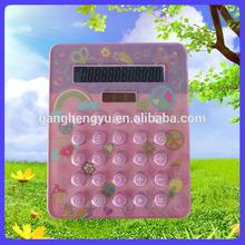 Acrylic calculator,16-digit calculator,bmi calculator