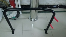 strong and durable wall mounted bike stand / portable bicycle parking rack (ISO SGS TUV approve