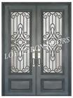 china security steel door low prices front entry steel doors for sale